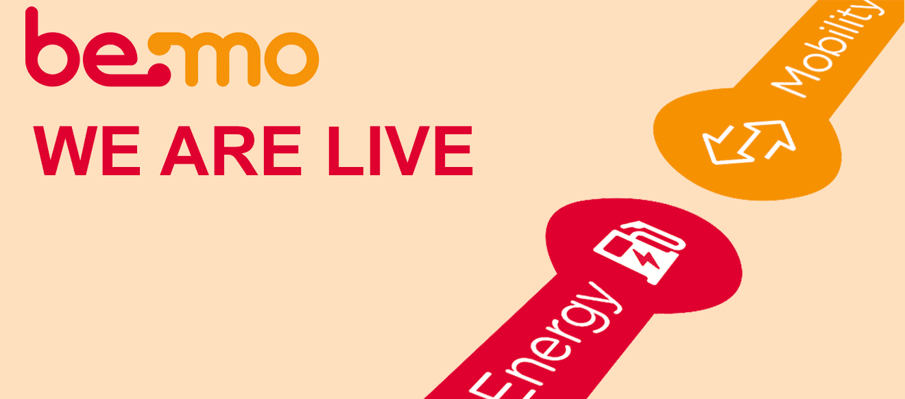 The Be:Mo platform is live